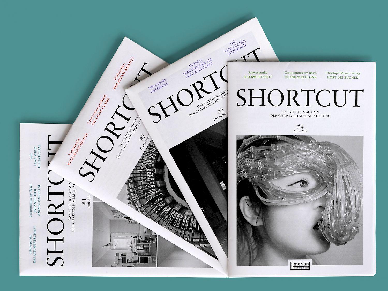 Das Kulturmagazin Shortcut der Christoph Merian Stiftung