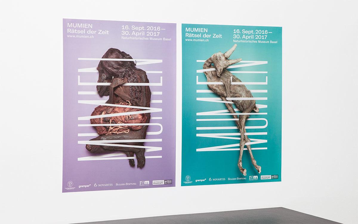 Mumien – Rätsel der Zeit, Kommunikation
