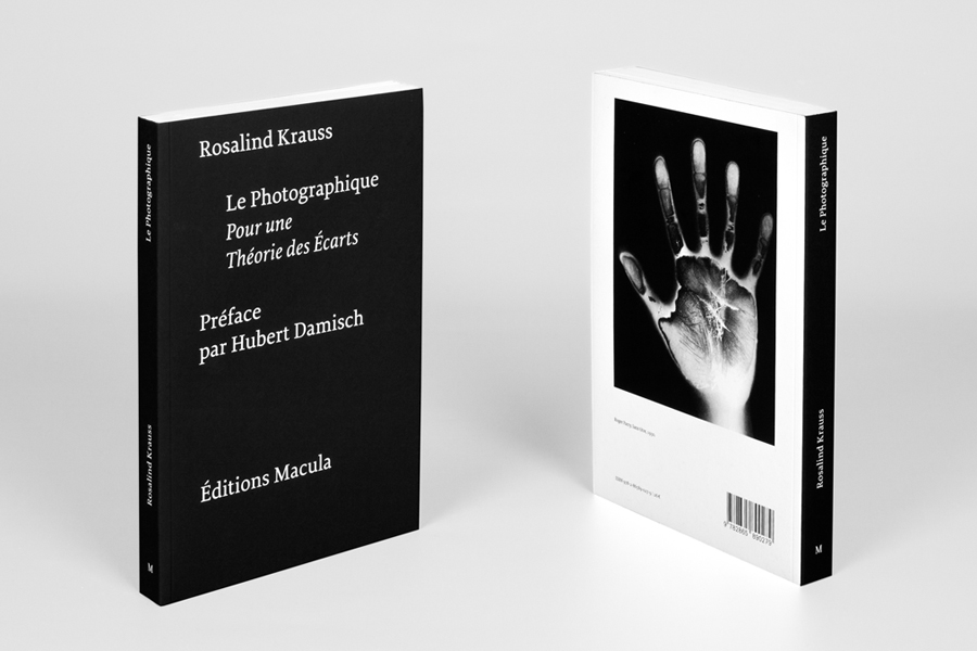 Rosalind Krauss – Editions Macula